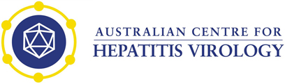 Australian Centre for Hepatitis Virology Logo