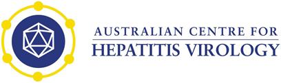 Australian Centre for Hepatitis Virology Logo